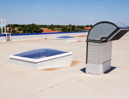 When to Replace Your Commercial Flat Roof