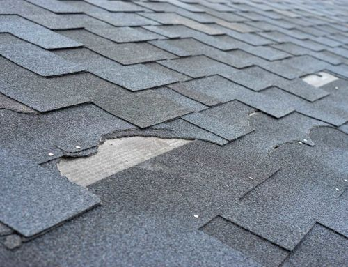 Helping Customers with Roof Insurance Claims